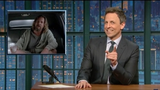Seth Meyers Puts House Intelligence Chair Devin Nunes' Nonsensical Decisions Under The Microscope