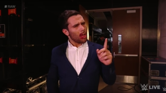 Noam Dar Is The Latest WWE Cruiserweight To Suffer An Injury