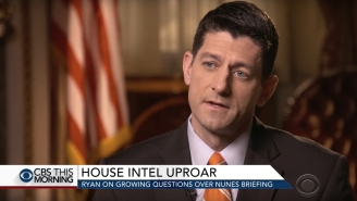 Even Paul Ryan Doesn't Understand The Mystery Of Devin Nunes' 'Whistle Blower-Type' Source