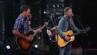 Luke Bryan And Dierks Bentley Covering Merle Haggard Is Exactly What Diehard Outlaw Country Fans Want