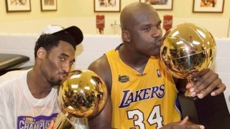 The Lakers All-Time Team In 'NBA 2K18' Features Shaq, Kobe, Magic, and Pau Gasol