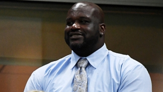 Shaq Dropped A Diss Track Aimed At The Rapper Who Co-Opted His Name