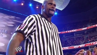 Shaq Has Reopened WrestleMania 33 Negotiations With WWE
