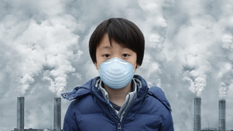 The WHO Estimates That Nearly 2 Million Children Die Of Pollution Every Year