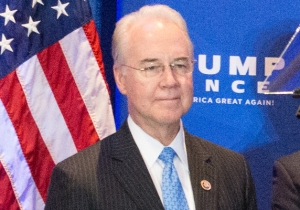 Health Secretary Tom Price Traded Drug Stock On The Same Day He Intervened On A Rule That Would Harm Drug Profits