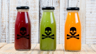 Study: Juicing Is Bad For You And Your Fad Diet Sucks