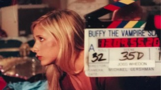 Sarah Michelle Gellar Thanks 'Buffy' Fans For 20 Years Of Fighting The Apocalypse