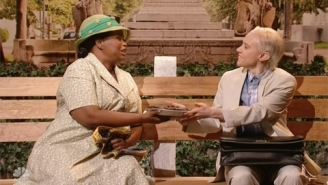 'SNL' Gives The Jeff Sessions Russia Controversy The 'Forrest Gump' Treatment