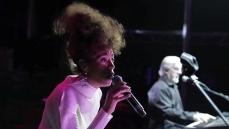 Solange's Duet With Michael McDonald Proves Everything Is Coming Up Yacht Rock