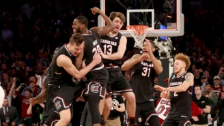 The Internet Went Crazy Over South Carolina Making Its First Final Four