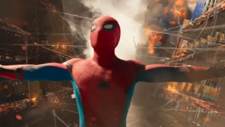 The Second 'Spider-Man: Homecoming' Trailer Has Arrived