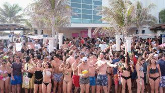 Locals Are Furious Over Spring Breakers Who Traveled To Mexico Then Chanted 'Build That Wall'