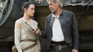 Daisy Ridley Suggests Rey Will Really Miss Han After Spending Time With Luke In 'The Last Jedi'