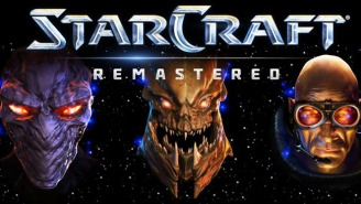Blizzard Is Releasing An HD Remaster Of 'Starcraft' And Making The Original Free To Download