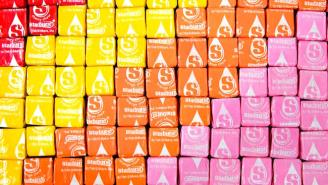 Starburst Has Decided To End The Madness And Release An 'All Pink' Edition