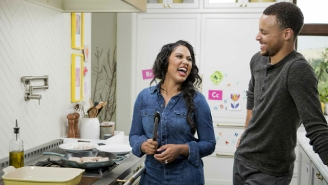 Ayesha Curry Apparently Has Some Serious Rap Skills