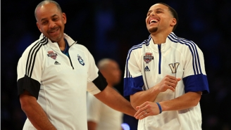 Steph Curry Passed His Own Father On The NBA's All-Time Scoring List
