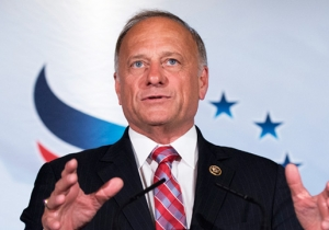 Rep. Steve King's White Supremacist Tweet About Muslim Babies Pleased Former KKK Grand Wizard David Duke
