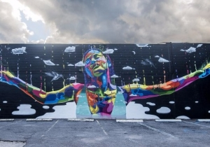 Meet The Street Artist Who's Planning A School For Urban Youth