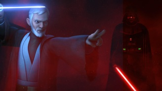 'Star Wars Rebels' Comes Close To Explaining The Pokiness Of Vader And Obi-Wan's 'A New Hope' Duel