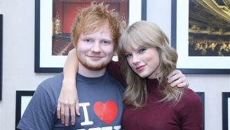 Taylor Swift Remembers The Time She Gave Ed Sheeran A Grammys Pep Talk In The 'Time 100'