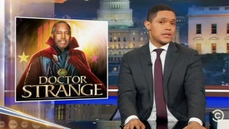 Trevor Noah Turns Ben Carson's 'Slaves Are Immigrants' Statement Into A Stirring Dramatic Film