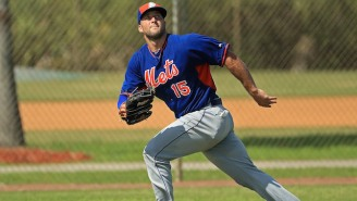 A Tim Tebow Stalker Got Arrested For Trespassing At Mets Camp