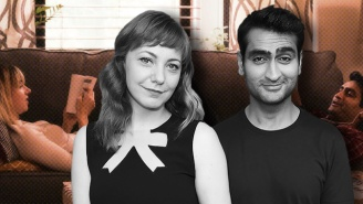 Kumail Nanjiani And Emily V. Gordon On Scripting Their Courtship For 'The Big Sick'