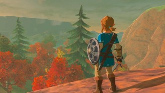 'Zelda: Breath Of The Wild' Is Getting VR On The Nintendo Switch