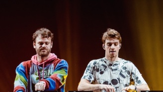 Filter's Frontman Called The Chainsmokers 'A Piece Of Sh*t' After Watching Their 'SNL' Performance