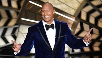 The Rock Wanted To 'Rumble Over' Meryl Streep To Take Down A Producer At The Oscars