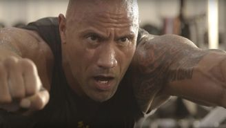 The Rock Shared His Ultimate Workout Video, And It Again Proves He's Not Human