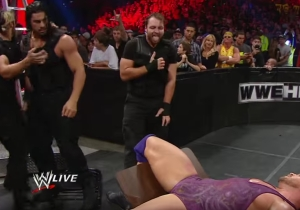 Ryback Says He Invented The Shield Triple Powerbomb, And He Regrets It