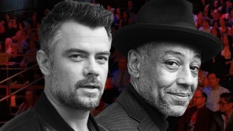 Giancarlo Esposito And Josh Duhamel On Media, Bloodlust, And Their New Movie 'This Is Your Death'