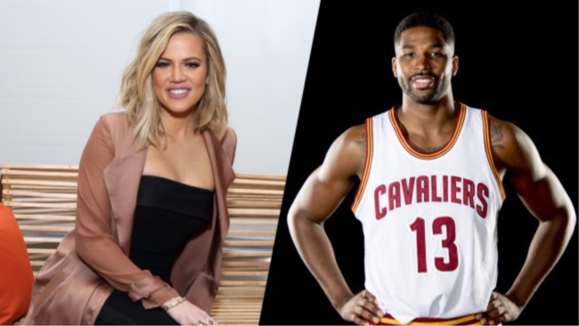 Khloe Kardashian Got Tristan Thompson An NBA Finals Trophy