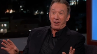 Tim Allen Compares Being Conservative In Hollywood To Living In '1930's Germany' And It Doesn't Go Over Well