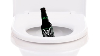Stone Brewing Announces That They're Making 'Toilet Beer'