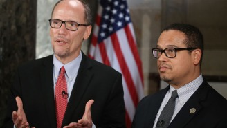DNC Chair Thomas Perez Has Reportedly Asked For All Staffers' Resignation Letters
