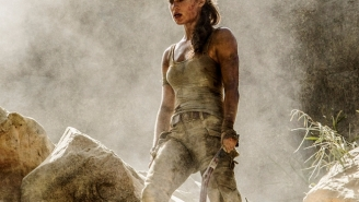 Could 'Tomb Raider' Break The Video Game Movie Curse?