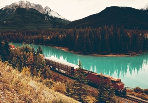 You Can Travel Canada By Train For $150 — Here Are Some Spots You've Got To See