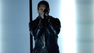 Nine Inch Nails Sent Fans Merch With A Chilling Warning And An Ominous Black Powder