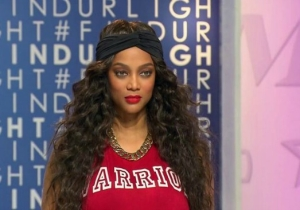Tyra Banks Will Once Again Assume The Throne As The Head Judge Of 'America's Next Top Model'