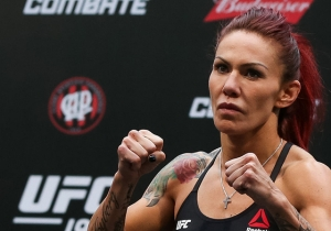 Cris Cyborg Claims She Always Knew Ronda Rousey Was Too Scared To Fight Her