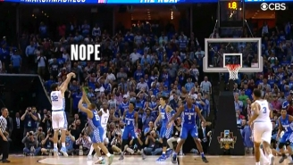 Folks Were Mad Online After An Ohio TV Station Cut Out Before North Carolina's Buzzer-Beater