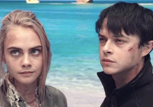 The 'Valerian And The City Of A Thousand Planets' Trailer Looks Like 'Avatar' Meets 'The Fifth Element'