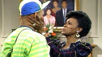 The First Aunt Viv Saw That 'Fresh Prince' Reunion Pic And Was Definitely Not Happy