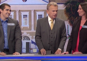 A 'Wheel Of Fortune' Contestant's Dirty Mind Cost Him An Easy Win