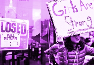 The Restaurant Industry Is Taking Strong Action On International Women's Day