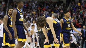 West Virginia Showed You Exactly How Not To Play The Last Possession Of A Game