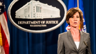 Report: Sally Yates Will Testify About Her 'Forceful Warning' To The White House About Michael Flynn
